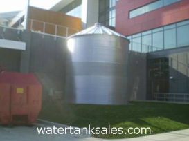 Commercial Use Storage Tanks